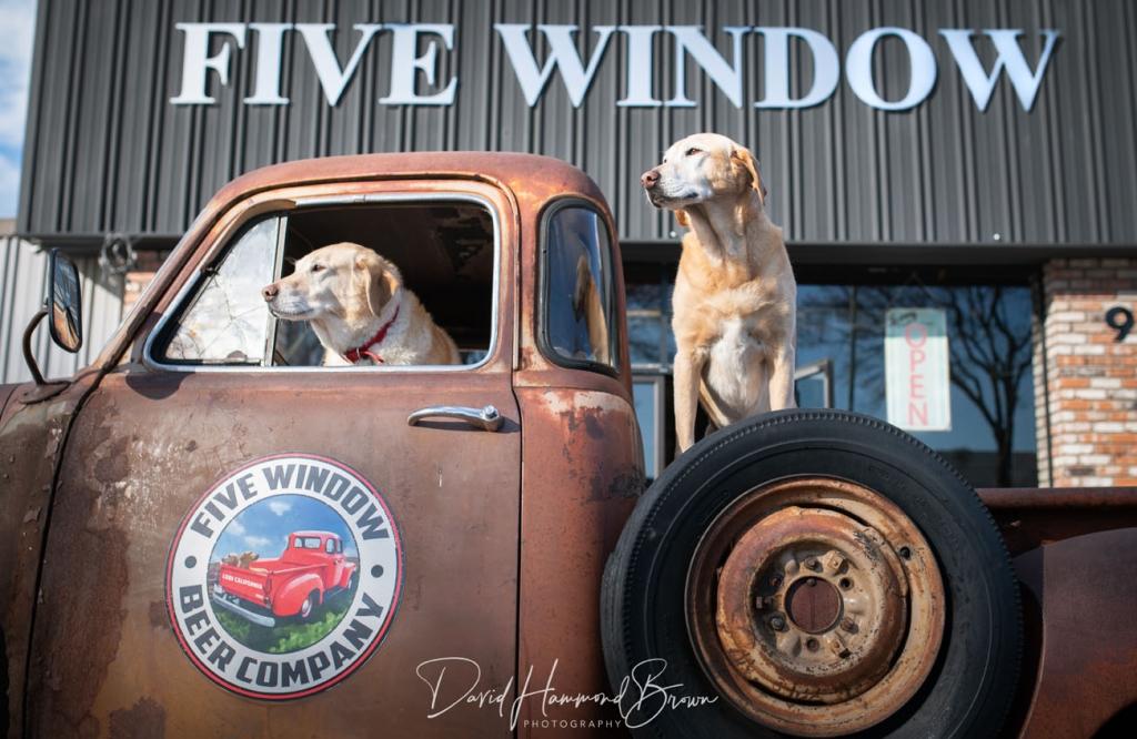 David Hammond Brown Photography - 5 Window Beer Company - Lodi, California