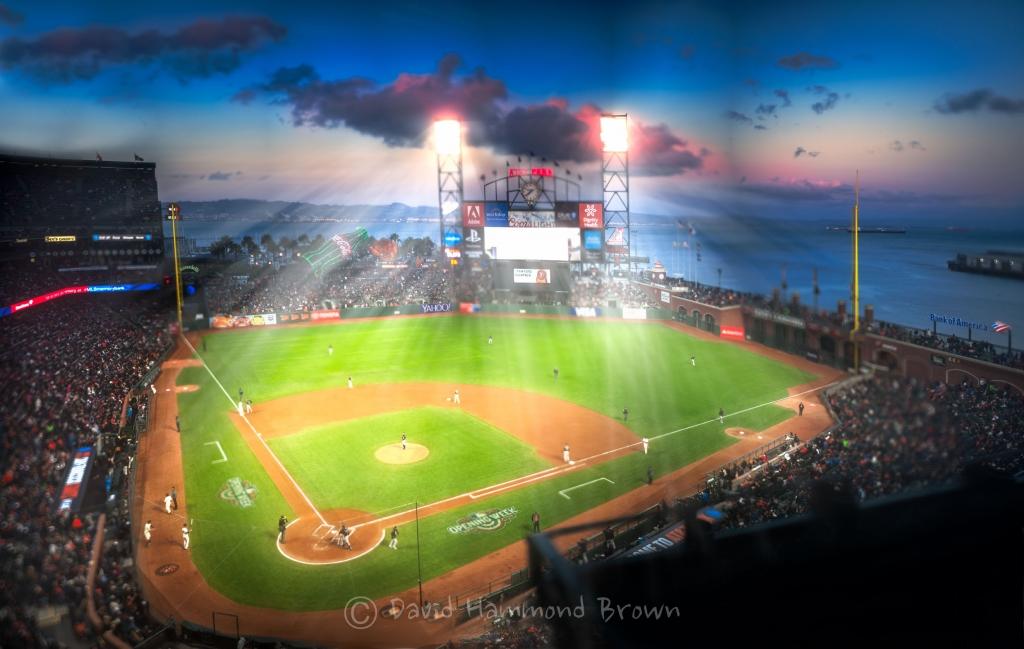 David Hammond Brown Photography - AT&T Stadium - San Francisco - California