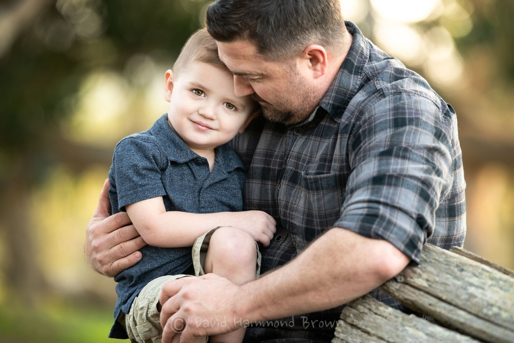 David Hammond Brown Photography - Father and Son