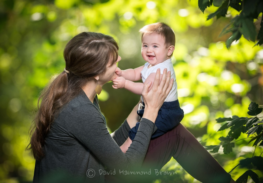 David Hammond Brown Photography - Mother and Baby