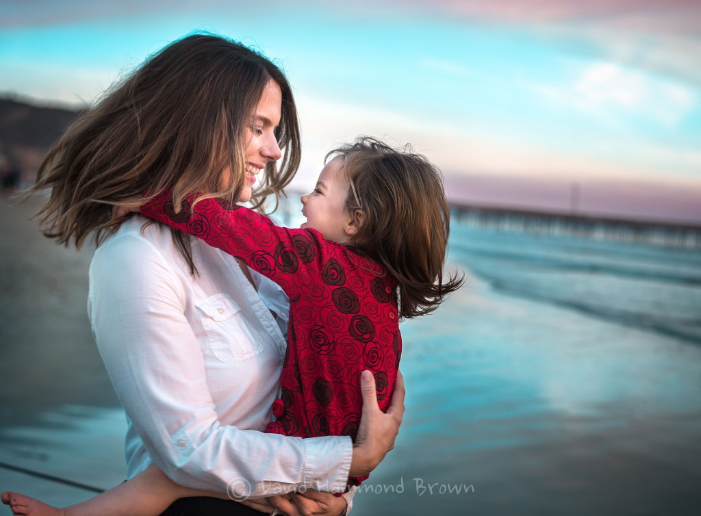 David Hammond Brown Photography - Mother and Daughter