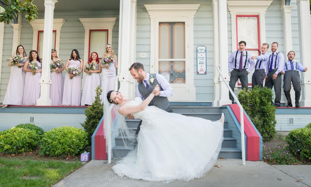 David Hammond Brown Photography - Wedding Dip