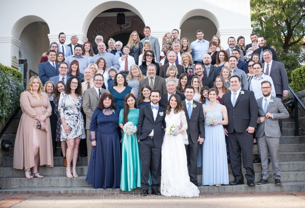 David Hammond Brown Photography - Wedding Group Shot