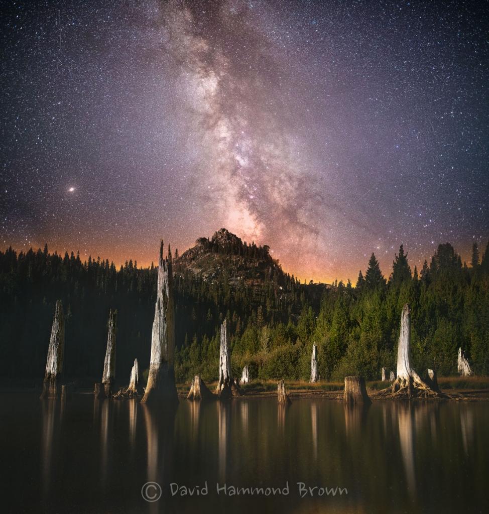 David Hammond Brown Photography - Lake Eureka, California