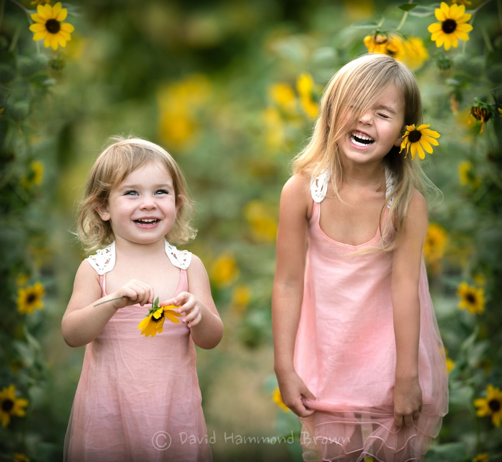 David Hammond Brown Photography - Laughter
