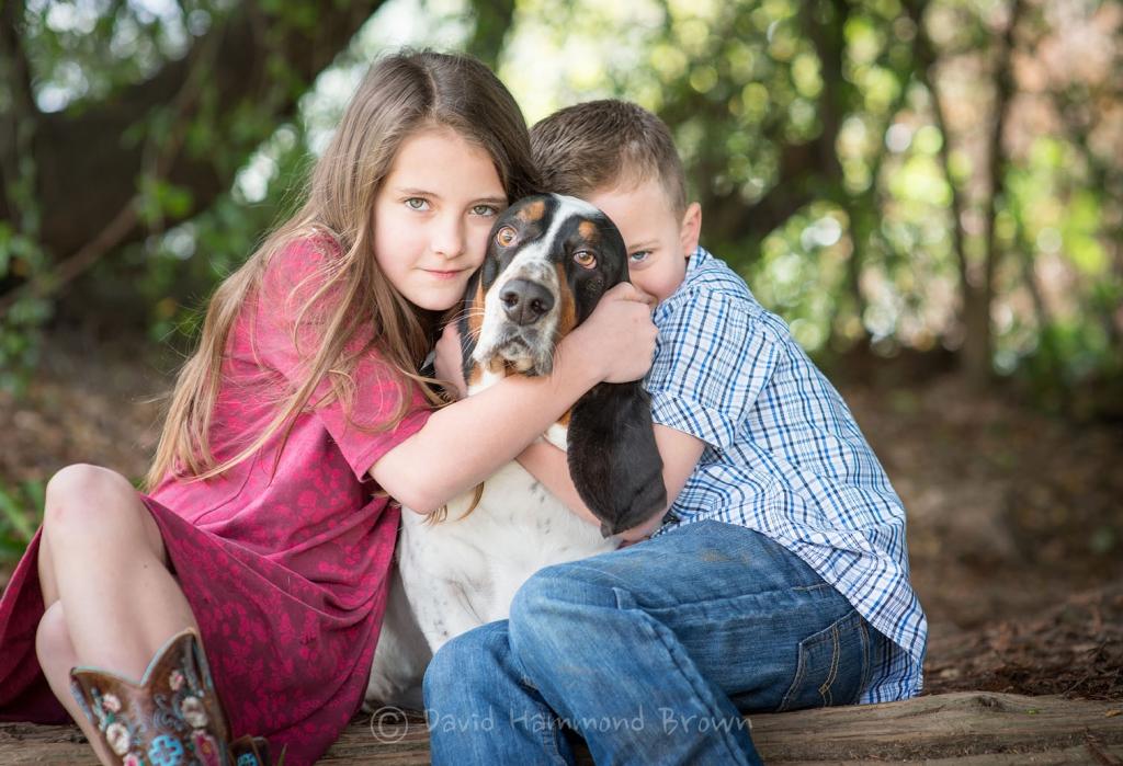 David Hammond Brown Photography - Love Dog