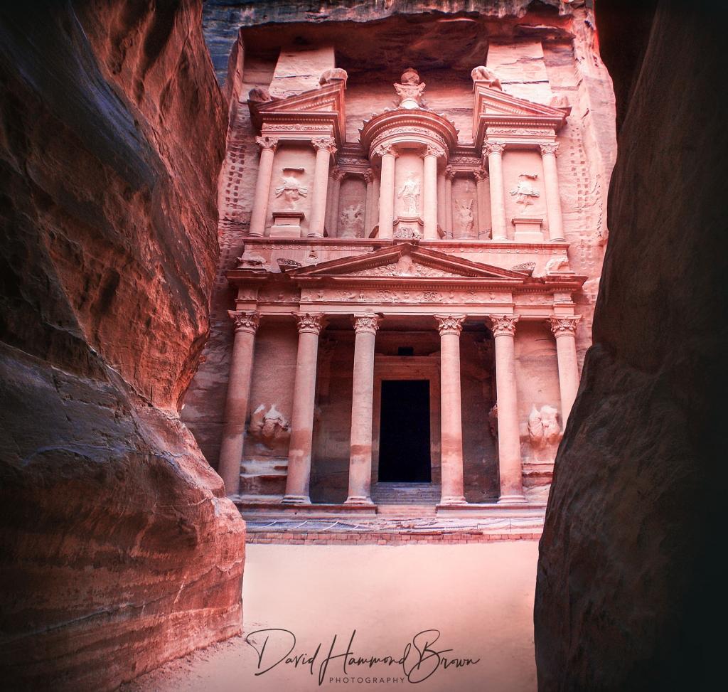David Hammond Brown Photography - Petra, Jordan