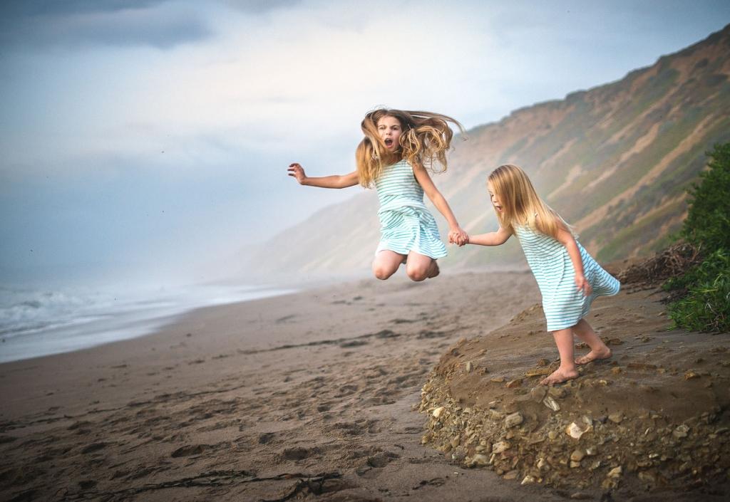 David Hammond Brown Photography - Sisters