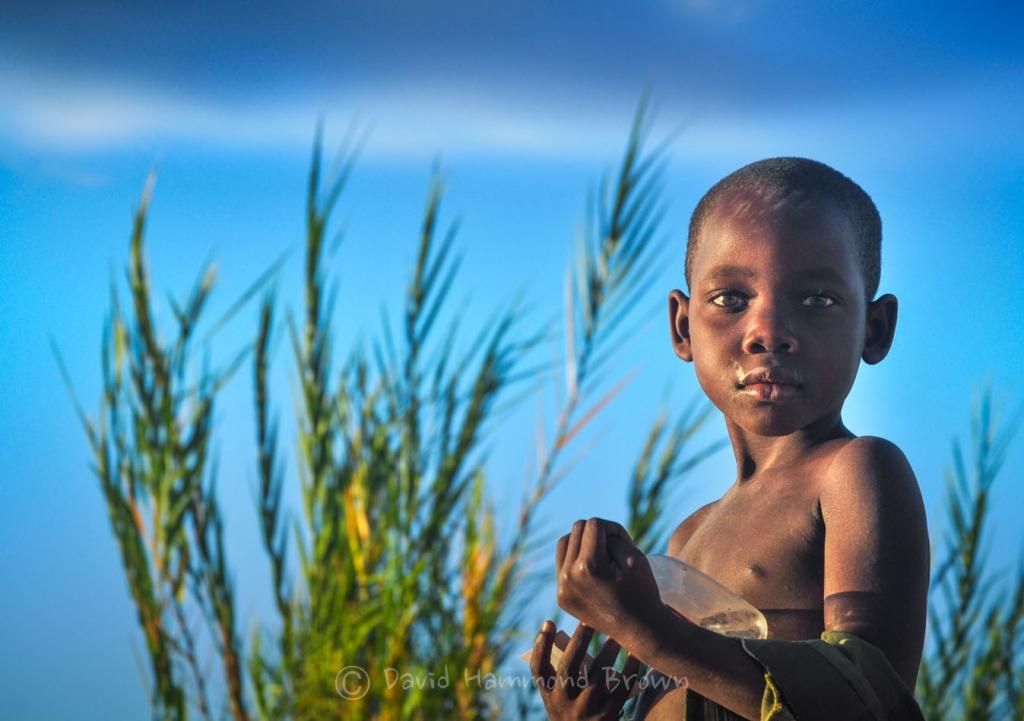 David Hammond Brown Photography - African Child