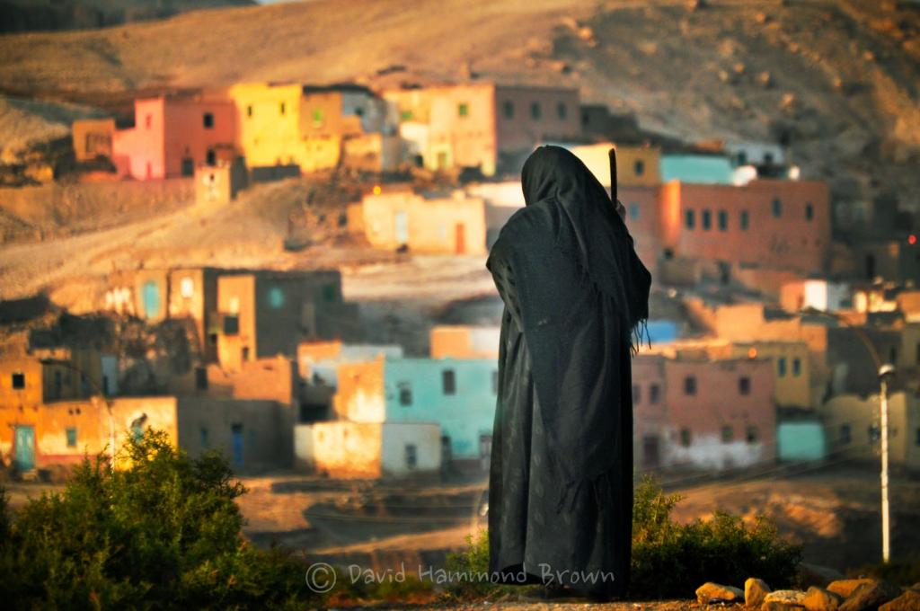 David Hammond Brown Photography - Egyptian Woman