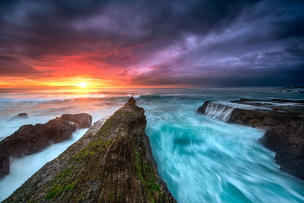 David Hammond Brown Photography - Epic MDO Sunset