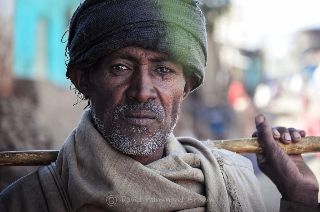 David Hammond Brown Photography - Ethiopian Portrait