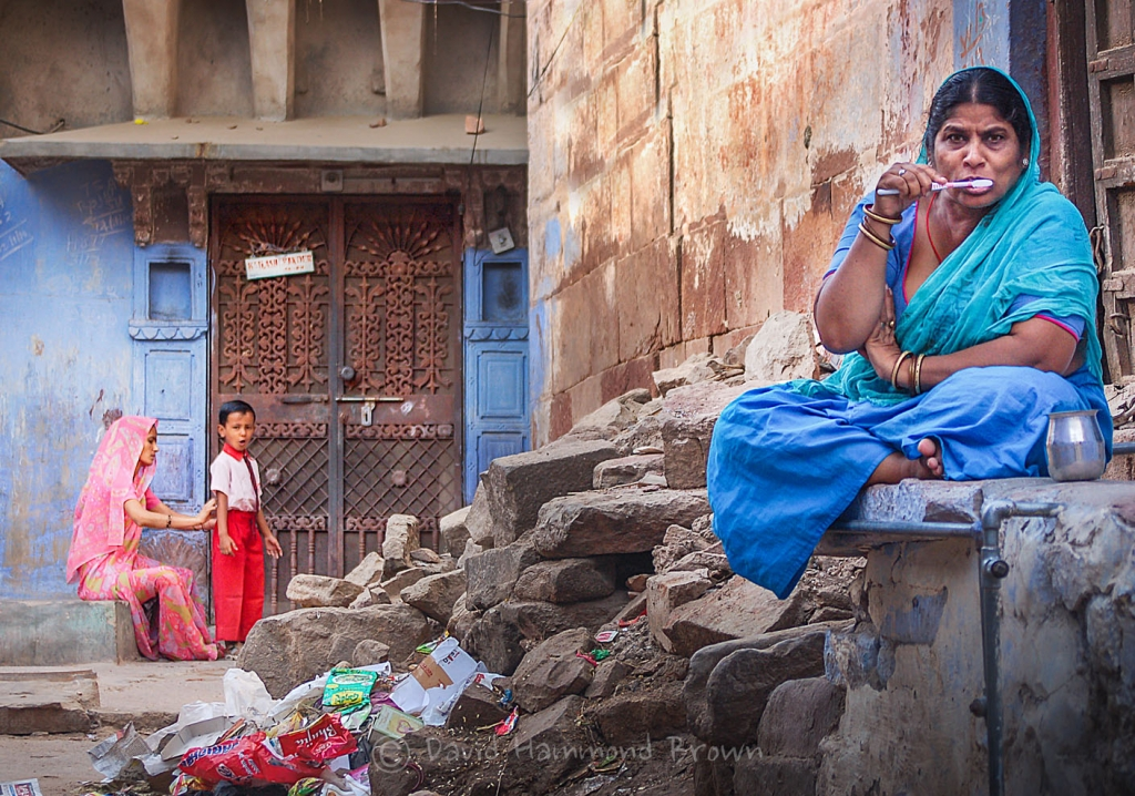 David Hammond Brown Photography - Every Day in India