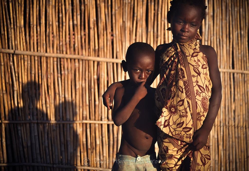 David Hammond Brown Photography - Children of Mozambique