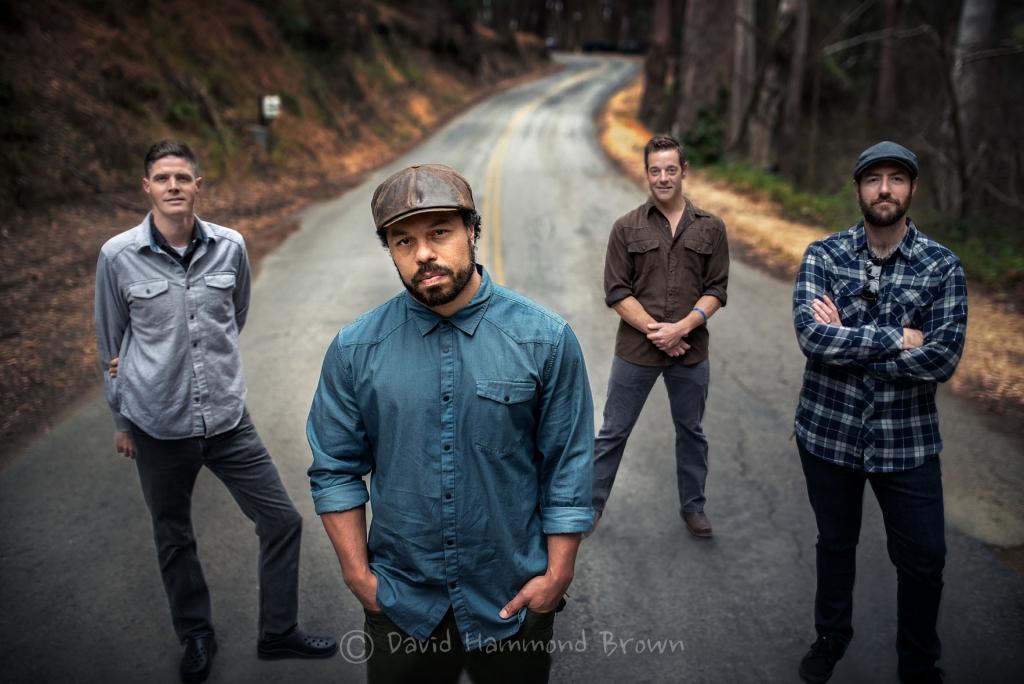 David Hammond Brown Photography - Sam Sharp Band