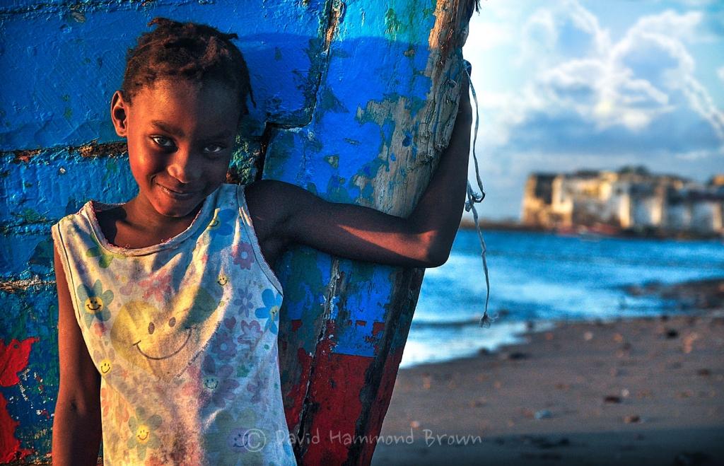David Hammond Brown Photography - That Smirk - Mozambique